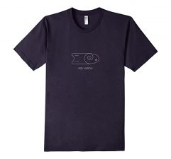 Keel Nation Mini Simmon T Navy