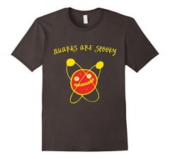 Quarks Are Spooky Science T