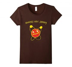Quarks Are Spooky Science T Brown