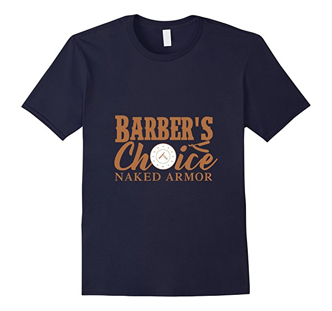 Barber's Choice Naked Armor T-Shirt 1250