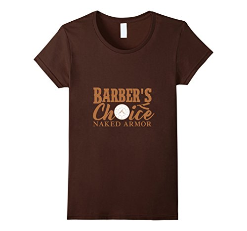 Barber's Choice Naked Armor T-Shirt 1245