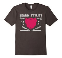 Mens Beard Stylist 1921 T-Shirt