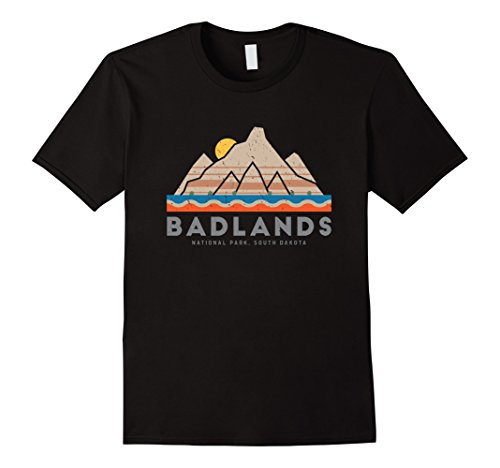 Badlands National Park T Shirt