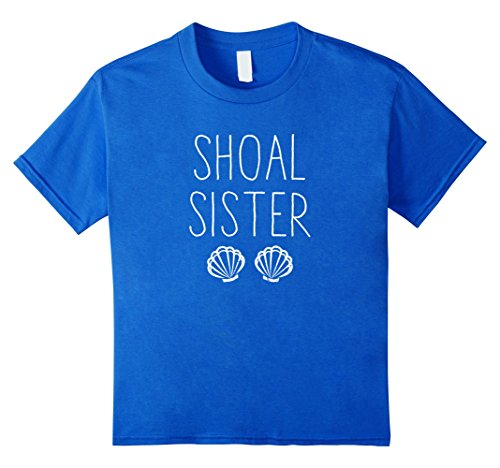 Shoal Sister Mermaid T Shirt 1374