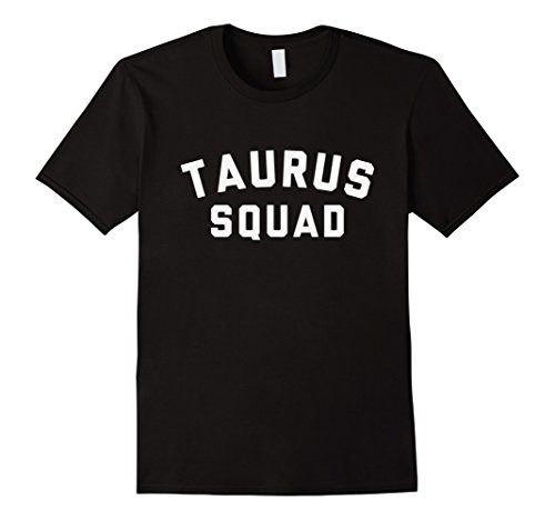 Taurus Squad Star Sign T Shirt 1092