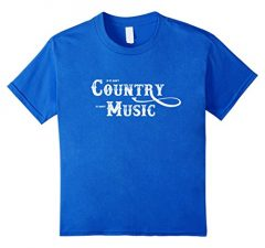 Country Music T Shirt