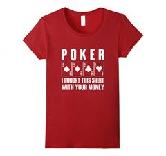 Poker Card Game T Shirt
