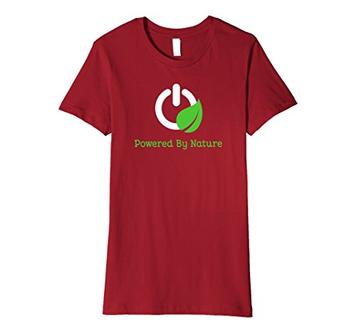 Powered By Nature T-Shirt 1315
