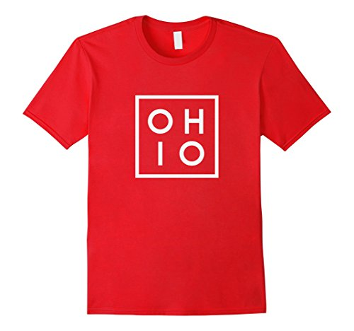 OHIO the Buckeye State T Shirt 934