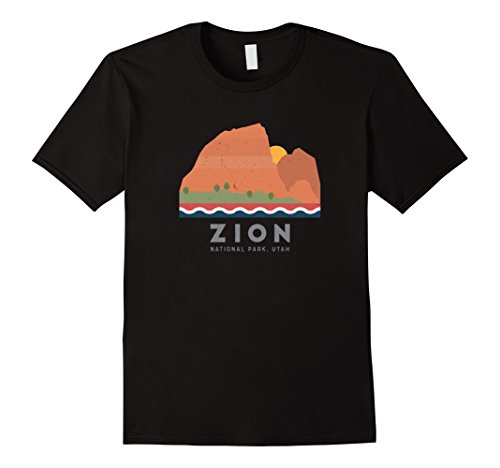 Zion National Park T Shirt 1164