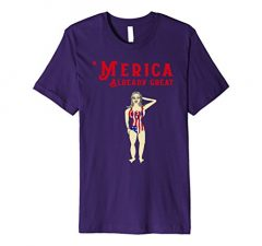 Vintage 'Merica T-Shirt Already Great