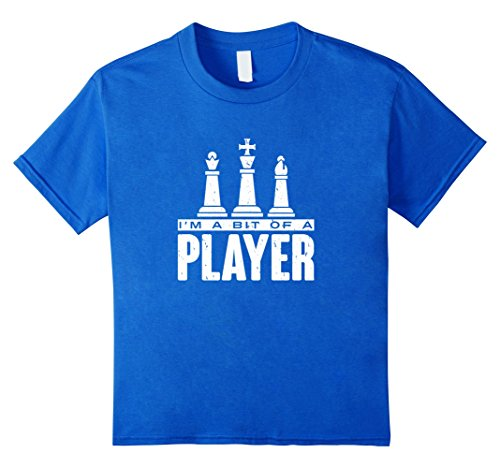 Funny Chess T Shirt with Player Slogan