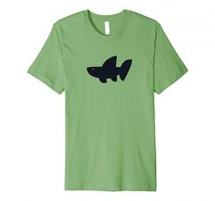 Official Whale Logo T-Shirt-Grass