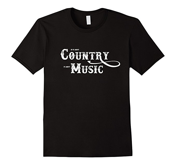 Country Music T Shirt 1030