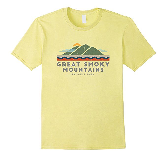 Great Smoky Mountains National Park T Shirt 923