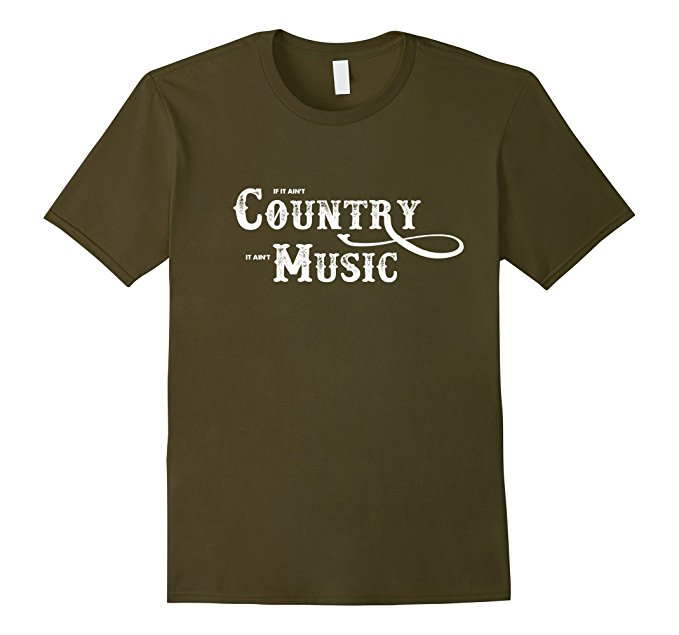 Country Music T Shirt 1032