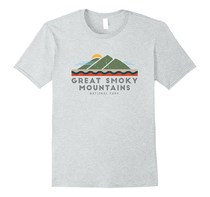 Great Smoky Mountains National Park T Shirt 920