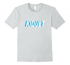 Kidult Funny Adult Humor T-Shirt-Heather Grey