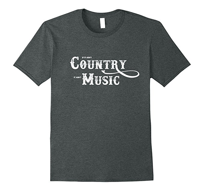 Country Music T Shirt 1031
