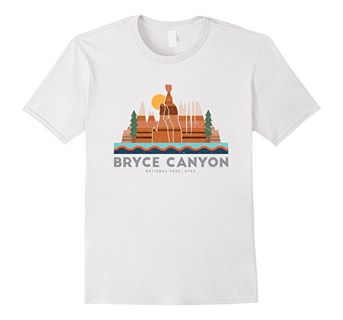 Bryce Canyon National Park T Shirt 1402