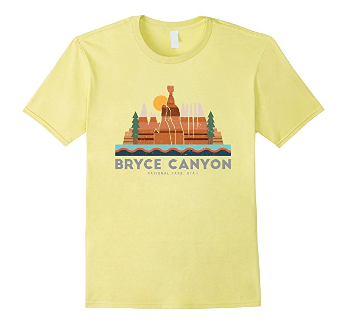 Bryce Canyon National Park T Shirt 1403