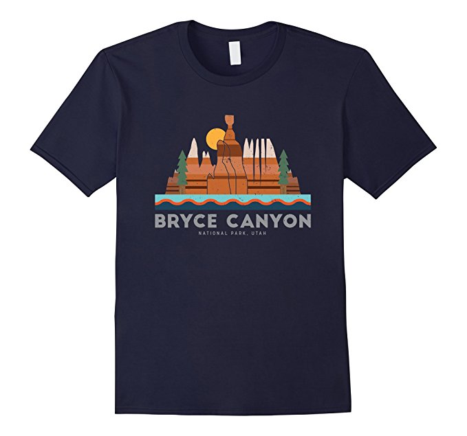 Bryce Canyon National Park T Shirt 1404