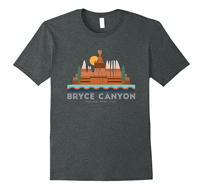 Bryce Canyon National Park T Shirt 1401