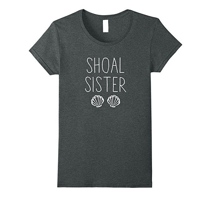 Shoal Sister Mermaid T Shirt 1376